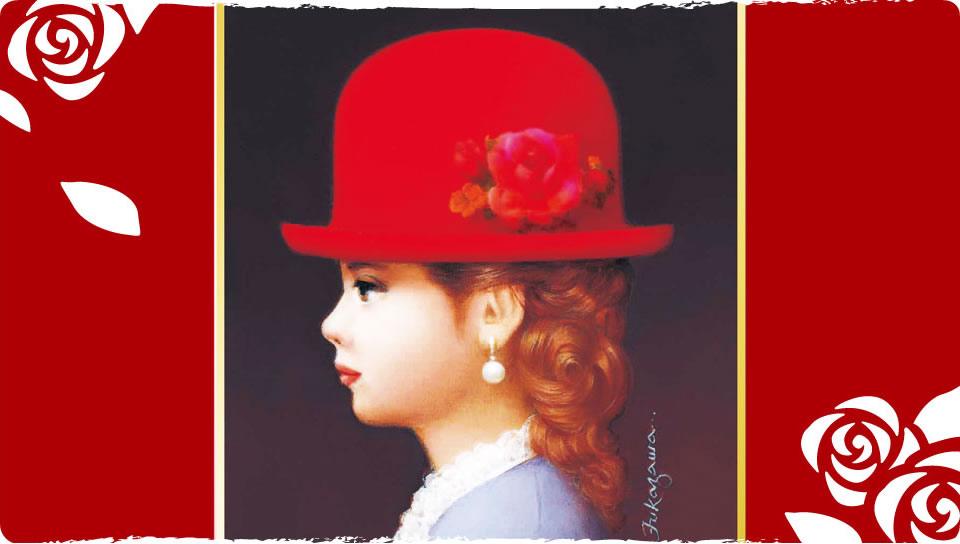 しあわせのシンボル赤い帽子の由来